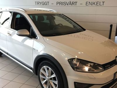 begagnad VW Golf Alltrack Variant 2.0 TDi 4Motion