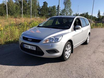 gebraucht Ford Focus 1.8 Flexifuel Kombi (125hk)