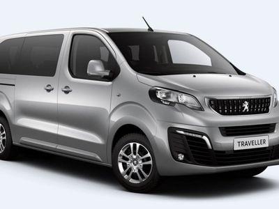 begagnad Peugeot Traveller Business 2,0 BlueHDi 180hk Automat L2 9sits - NYHET