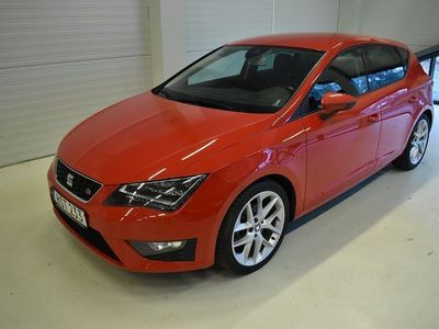 begagnad Seat Leon FR 1.4 TSI DSG,Euro 6, 150hk