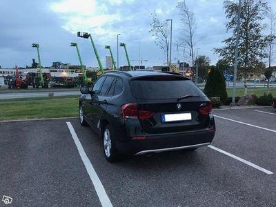 begagnad BMW X1 sDrive 2.0 D 177 hk Xenon Panoramatakl -12