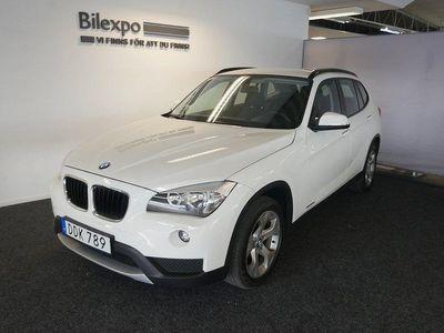 begagnad BMW X1 xDrive 18d E84 143hk /Nybesiktigad/