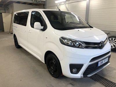 begagnad Toyota Verso Proace1.6 D-4D 116hk 9 platser