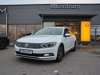 begagnad VW Passat SportsCombi 1.6 TDI 120hk, Värmare, Drag