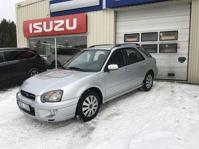 begagnad Subaru Impreza Kombi 2.0 4WD 125hk