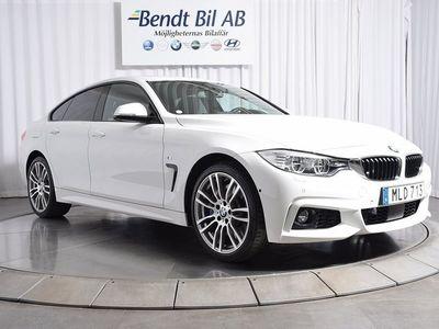 begagnad BMW 440 i xDrive Gran Coupé GC / M Sport / Innovation Edition