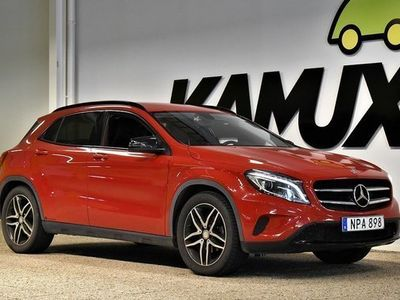 begagnad Mercedes 200 GLA Benz| HEMLEVERANS | Farthållare | S&V 2015, Halvkombi 169 900 kr