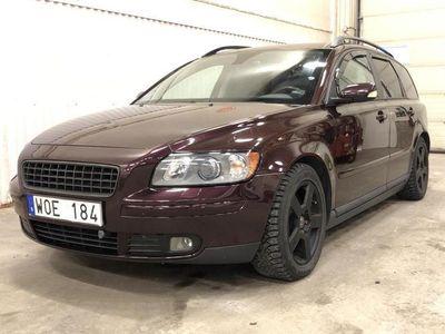 begagnad Volvo V50 2.5 T5 AWD