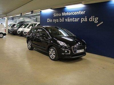 gebraucht Peugeot 3008 Active 1,2 130hk -16
