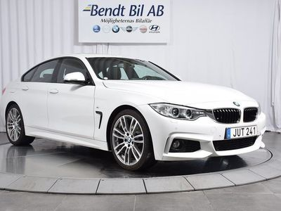begagnad BMW 430 d Grand Coupe / 0.45% RÄNTA