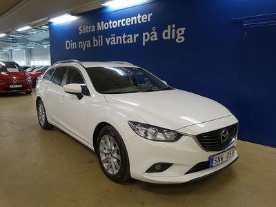 begagnad Mazda 6 6 SW 2.2 SKYACTIV-D Euro150hk