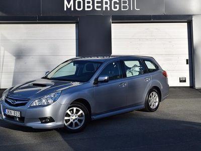 gebraucht Subaru Legacy 2.0D 4WD 150hk Drag Värmare