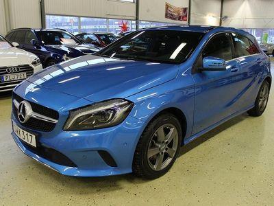 begagnad Mercedes A180 SE EDITION PDC Euro 6 800KR/SKATT 122hk