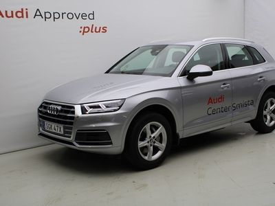 begagnad Audi Q5 2.0 TDI 190HK quattro S-tronic -19