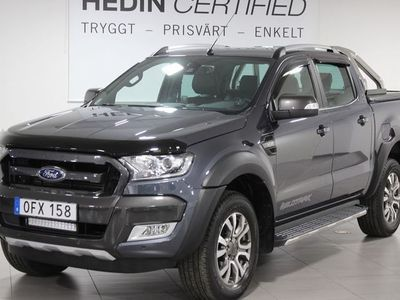 begagnad Ford Ranger Wildtrak Double Cab 3.2TDCi 200HK