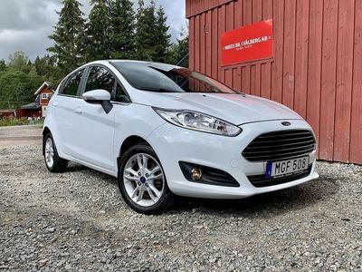 begagnad Ford Fiesta 1.0T 100HK Titanium 2987Mil -16