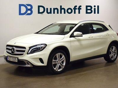 begagnad Mercedes 200 GLA-Klass7G-DCT Euro 6 136hk
