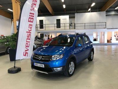 begagnad Dacia Sandero Stepway 0.9 TCe Navi 90hk 1.25% Ränta