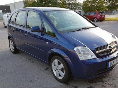 used Opel Meriva 1,6 -06