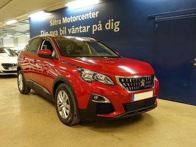 begagnad Peugeot 3008 1.6 BlueHDi Vi KÖPER DIN BIL -17