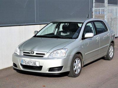 begagnad Toyota Corolla Halvkombi 1.6 VVT-i 110hk Toppskick