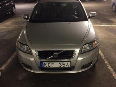begagnad Volvo V50 2.0 Momentum