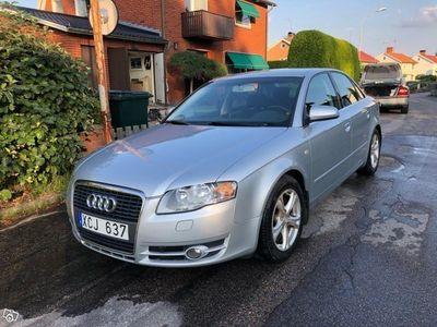 begagnad Audi A4 1.8T - Välvårdad, låga mil -06
