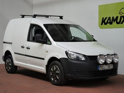 begagnad VW Caddy 2.0 TDI 4M Panel Van
