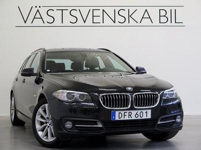 begagnad BMW 520 d xDrive 190hk Aut/Läder/Dragkrok