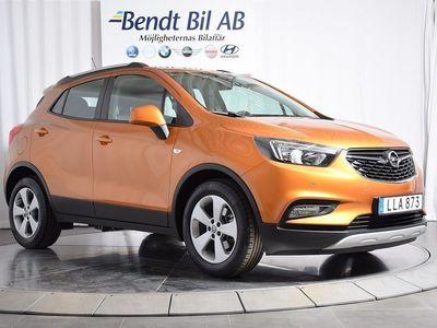 brugt Opel Mokka X 1.4 Turbo Automat Euro 6 2018, SUV 219 900 kr