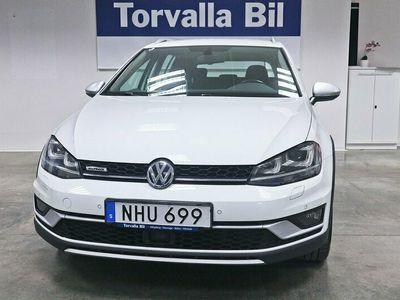 begagnad VW Golf Alltrack 2.0 TDI 4M AUT + Drag/Värmare