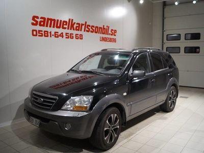 begagnad Kia Sorento 2.5 CRDi AUTOMAT (170hk)