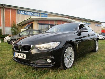 begagnad BMW 420 Gran Coupé d xDrive Steptronic Luxury Line Euro 6 184hk