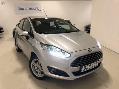 begagnad Ford Fiesta 1,0 5-Dörrar 80HK V-jhul*FIN