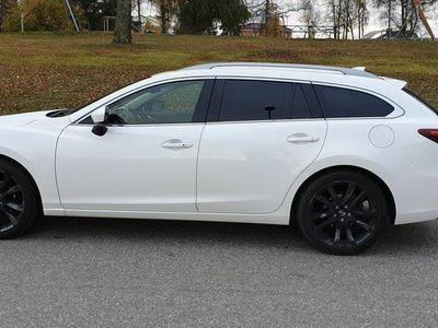 begagnad Mazda 6 Optimum AWD Nyservad & skattad