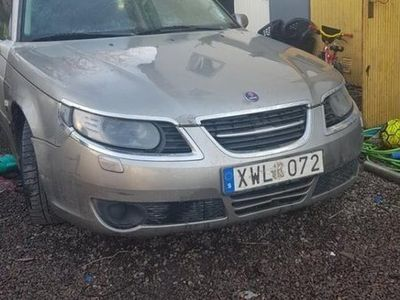 begagnad Saab 9-5 diesel vatten i dieselen bes skatt