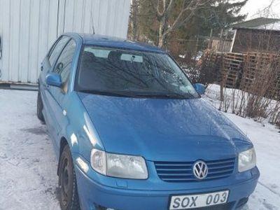 begagnad VW Polo 1.4 -01