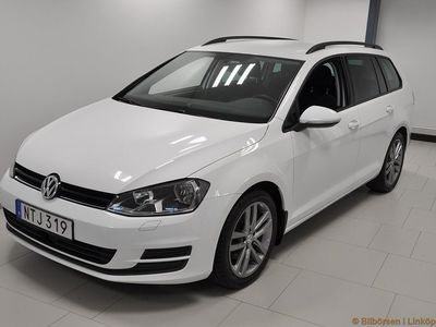 begagnad VW Golf VII 1.2 TSI Sportscombi (110hk) -17