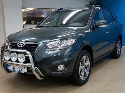 begagnad Hyundai Santa Fe 2,2 CRDi Premium 197 hk A6 4x4