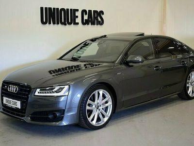 begagnad Audi S8 plus 4.0 V8 Quattro Se utrustning 2017, Sedan Pris 599 900 kr