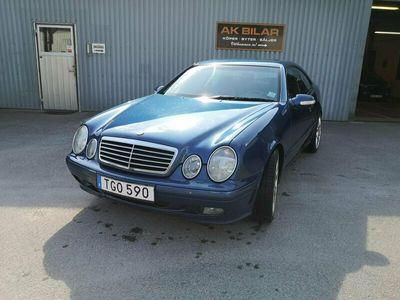 begagnad Mercedes CLK320 Coupé Automat Avantgarde 218hk