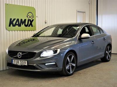 begagnad Volvo S60 T3 R-Design | Business Advanced | VoC (152hk)