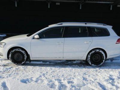begagnad VW Passat 2.0Tdi 170 4-M GT-Sport Aut -13