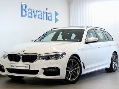 brugt BMW 530 i xDrive Touring Innovation Edition M-Sport Connected Travel