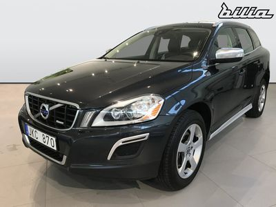 used Volvo XC60 D5 AWD R-Design manuell