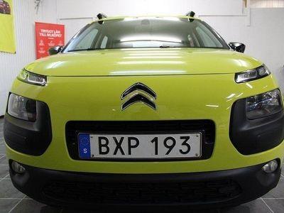 begagnad Citroën C4 Cactus 1.2 PureTech Euro 6 110hk