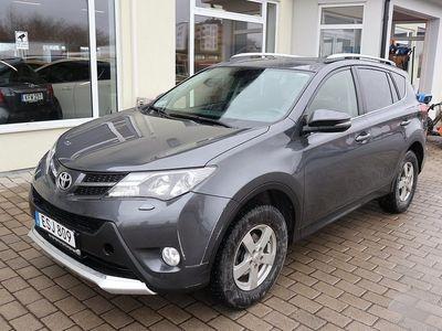 gebraucht Toyota RAV4 2.0 VVT-i (151hk)
