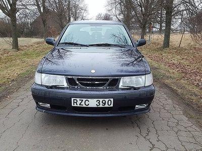 begagnad Saab 9-3 SE 5D 2.0T 185hk