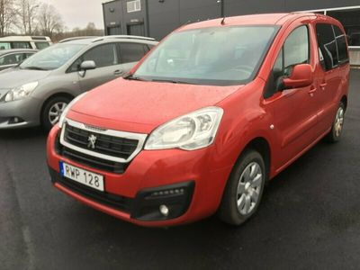 begagnad Peugeot Partner Tepee 1.6 BlueHDi EGS Euro 6 99hk