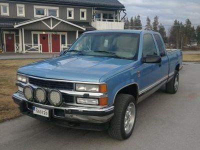 gebraucht Chevrolet Silverado 6.5td -96